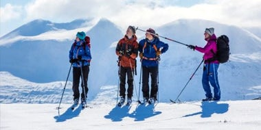 hire private guide abisko