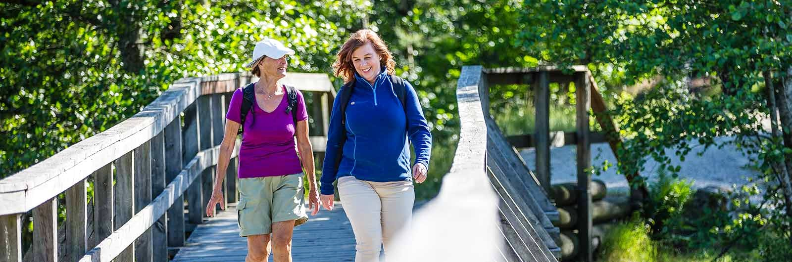 Signature Trail Northern Sormland Swedish Tourist Association