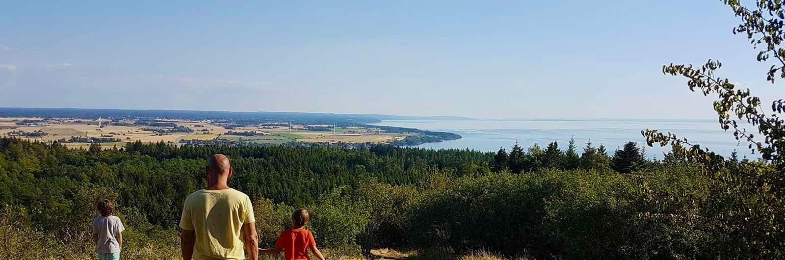 Signature Trail Omberg Swedish Tourist Association