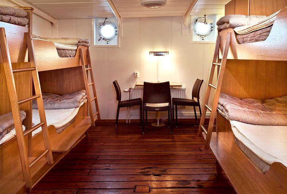 4 bed cabin at af Chapman